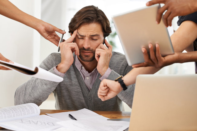 Are YOU a Stressed Out Leader?